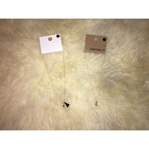 NEW! Forever 21 Coachella Bundle of 2 Necklaces